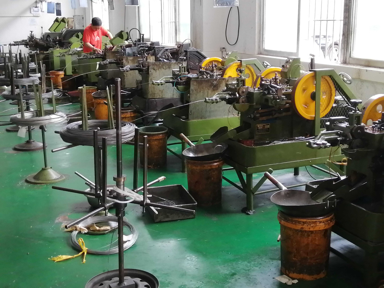 螺丝紧固件生产机器-单模机