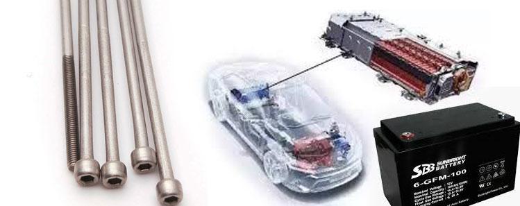汽车螺丝厂家找世世通——比亚迪新能源汽车长杆螺丝供应商!