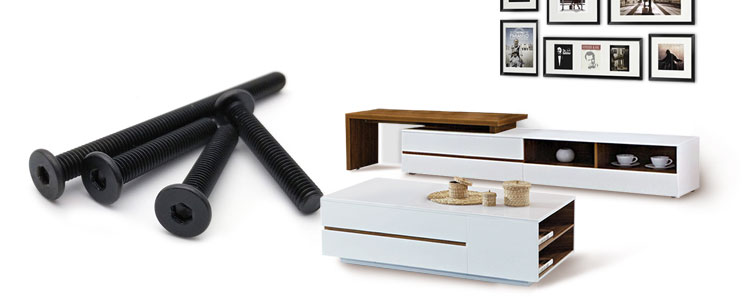 【家具螺丝定制案例】广元家具定制