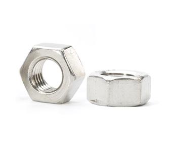 316不锈钢六角螺母