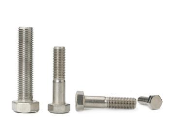 不锈钢六角螺丝螺栓