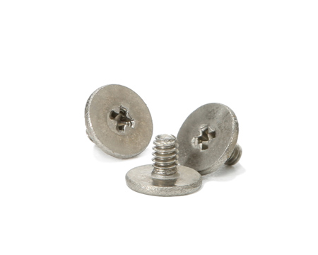 304不锈钢十字超薄头螺丝