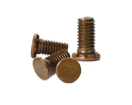 平头英制铜螺丝