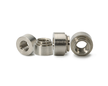 316不锈钢机械螺母螺帽