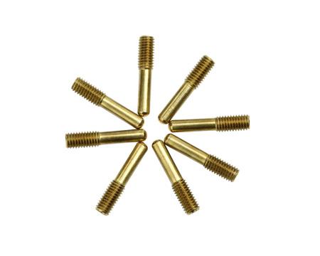 梅花调谐杆螺丝铜螺丝通讯螺丝