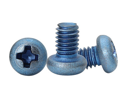 十字盘头螺丝氧化彩钛螺丝