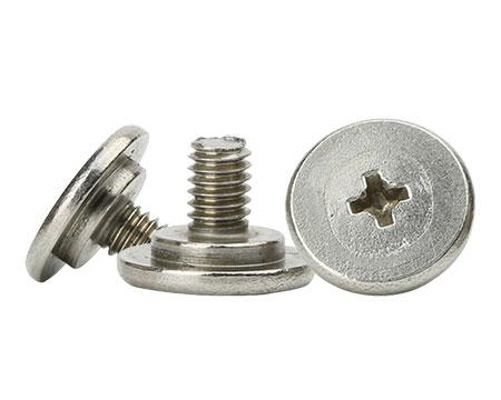 非标不锈钢螺丝十字平头螺丝