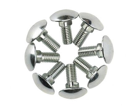 台阶螺丝与马车螺栓有什么区别?