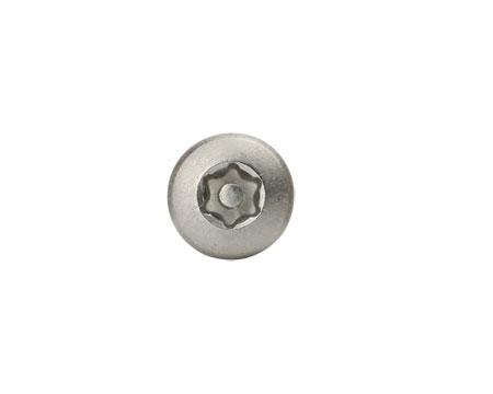 不锈钢圆头梅花槽螺丝m5*20-世世通厂家批量定制