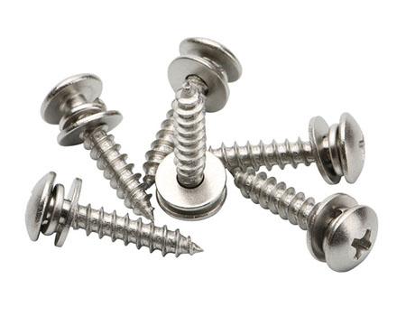 不锈钢三组合螺丝