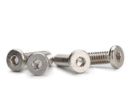 不锈钢平头内六角螺丝