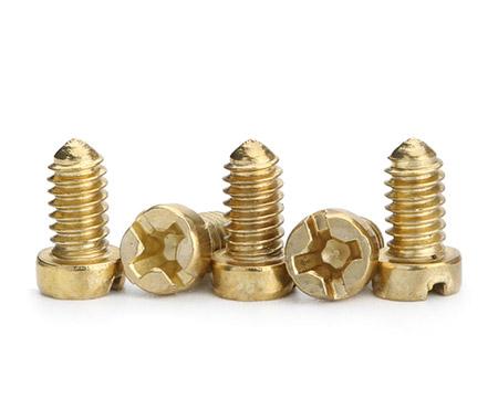 加减槽开关铜螺丝