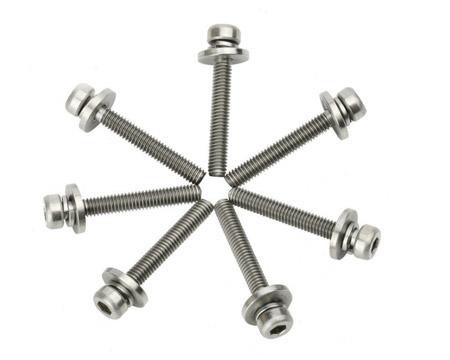不锈钢组合螺钉