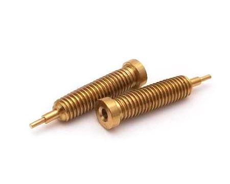 非标黄铜螺丝