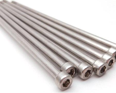 304不锈钢内六角杯头长螺栓